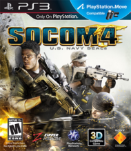 Socom 4 – PatchV1.04